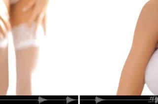 Белокурые бабенки достигают оргазмов от секса