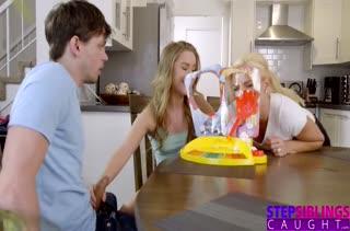 Минет сперма и трах с блондинкой Lilly Ford